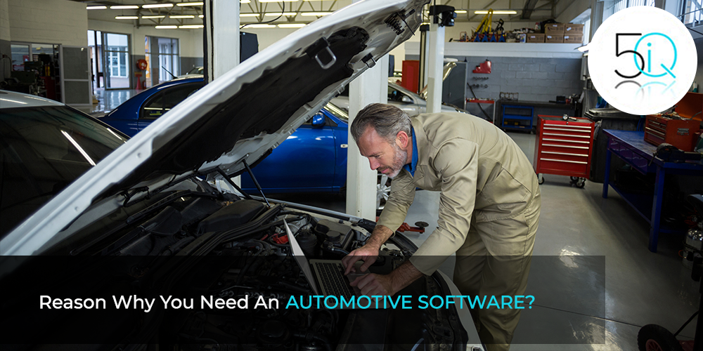 reasons to use automotive software