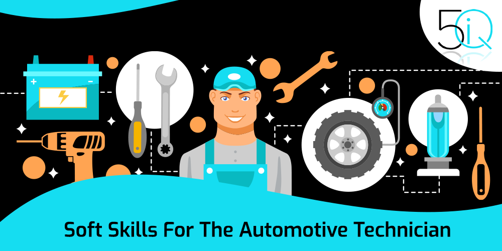 soft skills for the automotive technician